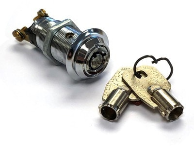 ace 2 round lock and keys