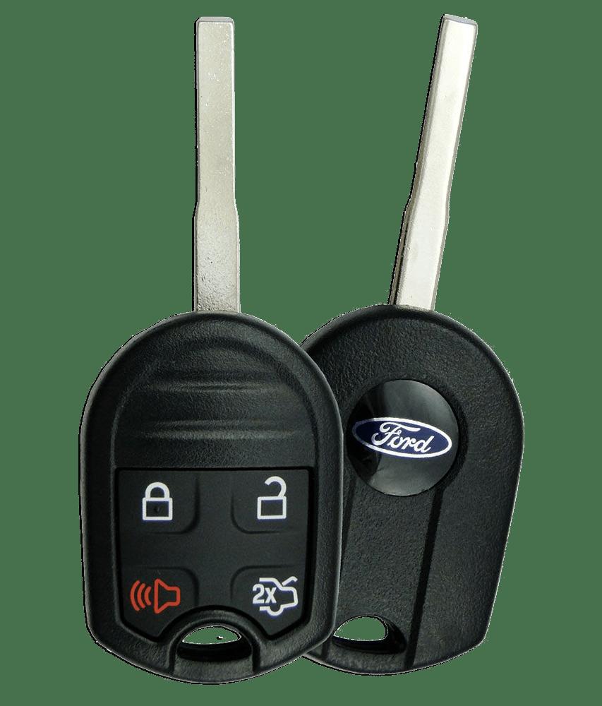 2019 ford fiesta key