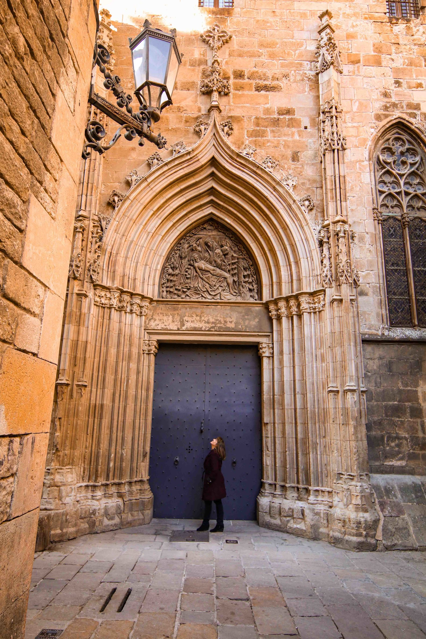barrio gotic, barcelona