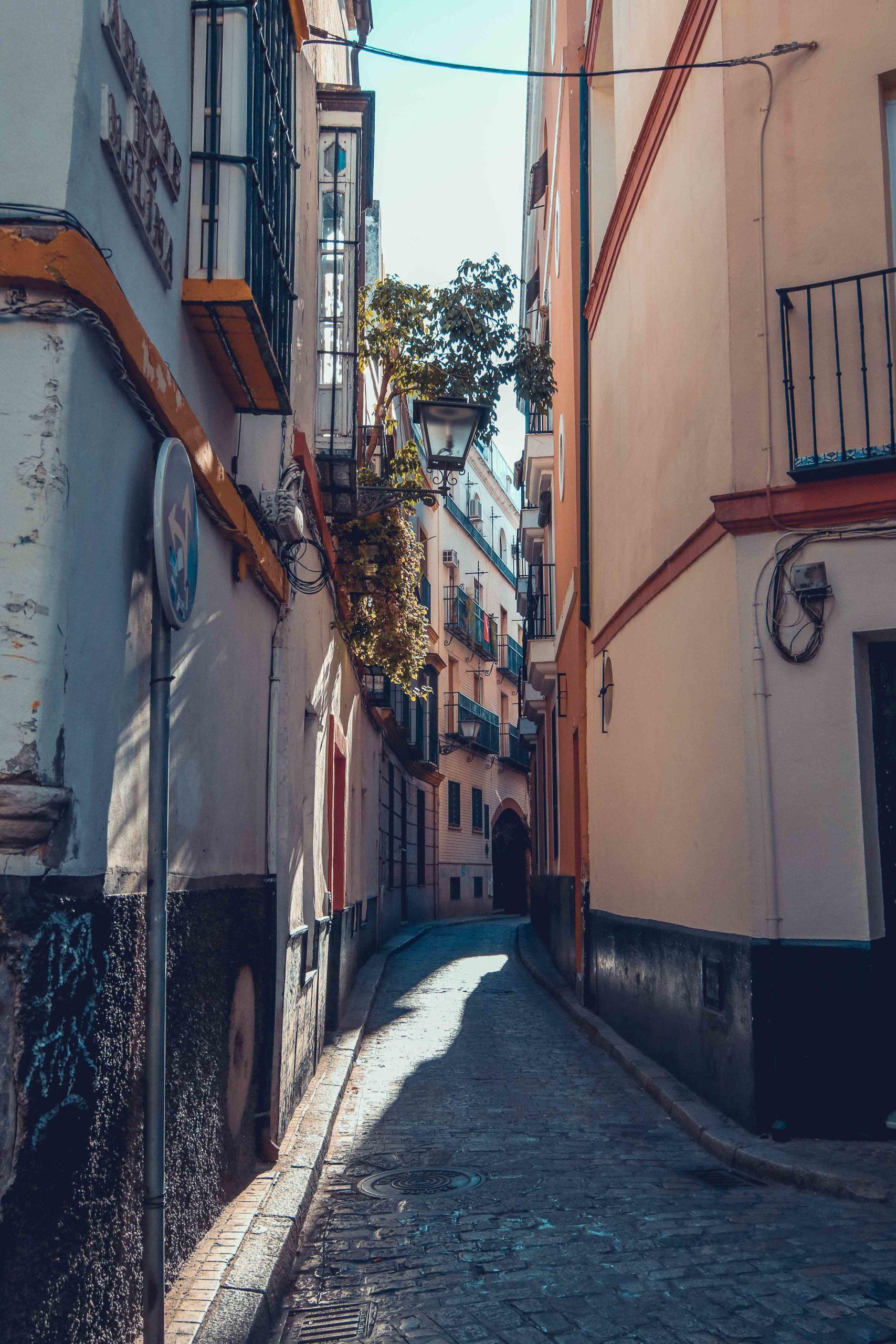 old town sevilla