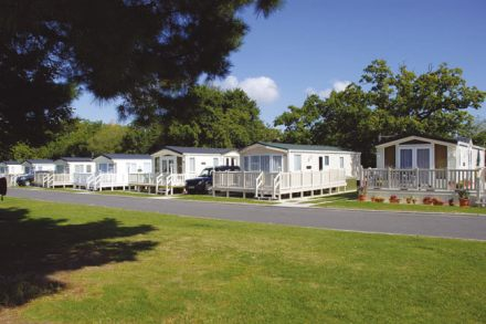 Accommodation at Hoburne Bashley - Hoburne Bashley Holiday Park