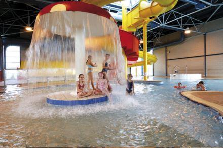 Indoor Pool at Hoburne Torbay - Hoburne Torbay Holiday Park
