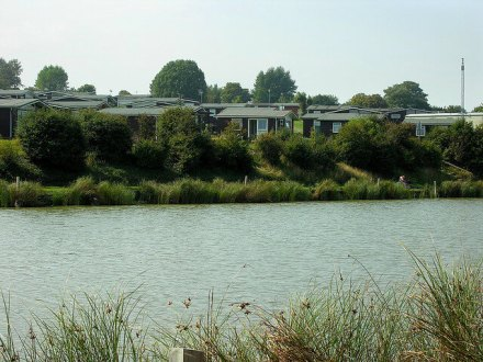 Allhallows Leisure Park Fishing Lake at Allhallows
