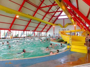 Combe Haven Indoor Pool - Combe Haven Holiday Park