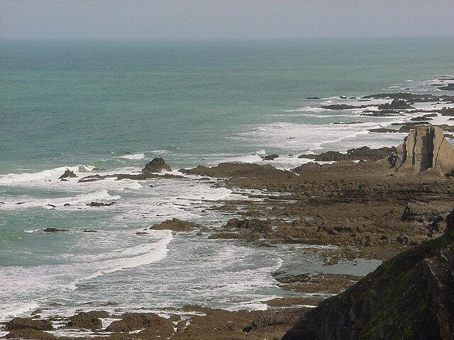 Devon Beach at Devon Cliffs
