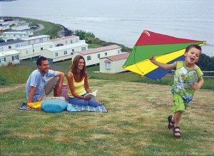 Park View of Doniford Bay - Doniford Bay Holiday Park