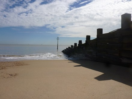 Beach View at Felixstowe Beach - Felixstowe Beach Holiday Park