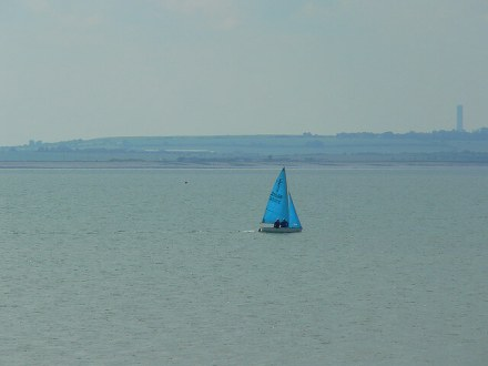 Isle of Sheppey Sea View at Warden Springs - Warden Springs Holiday Park