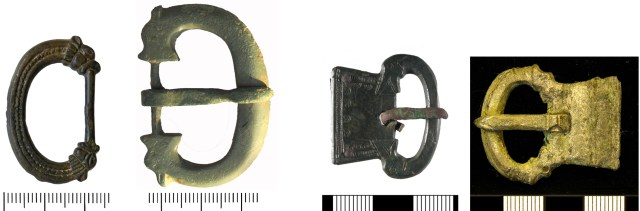 Hawkes and Dunning Type III buckles (LVPL-71B7F1, BERK-ED2E37, SUSS-FDFE86 and KENT-BFDB96)