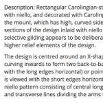 How To Write a Description