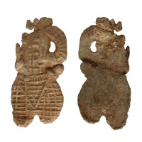 Post-medieval toy male figure (SOM-CA72E2). Copyright: Somerset County Council; CC-BY licence)