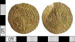 Gold angel of Henry VII found in Derbyshire