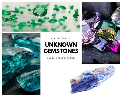 Other Unknown Gemstones - findstone.co