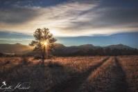 A wonderful morning sunrise