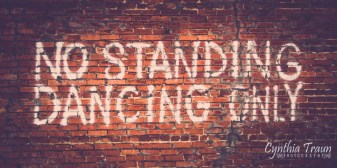dancing only