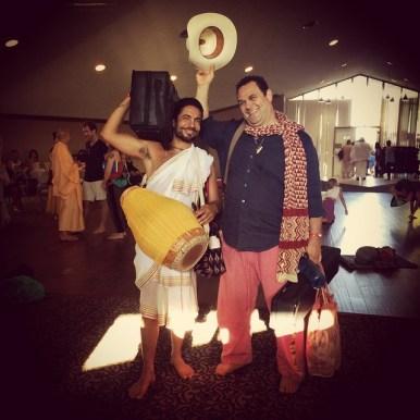 Gaura and Vish