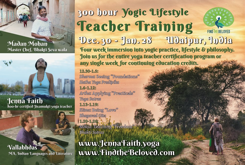Teacher Training 1