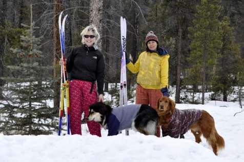 Ski Chix and Pooches