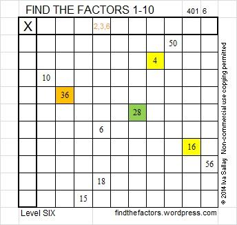 2014-01 Level 6 step 2