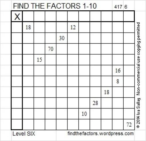 2014--17 Level 6