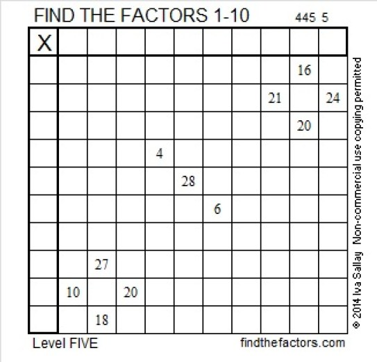 294 | Find the Factors