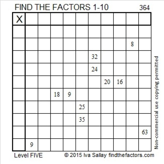 364 Puzzle