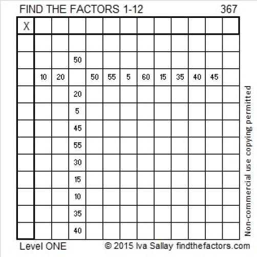 367 Puzzle