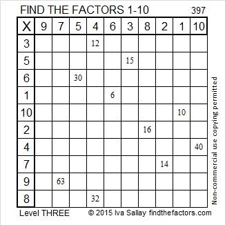 397 Factors