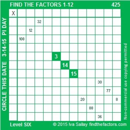 425 Puzzle