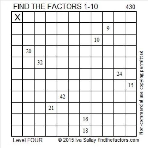 430 Puzzle
