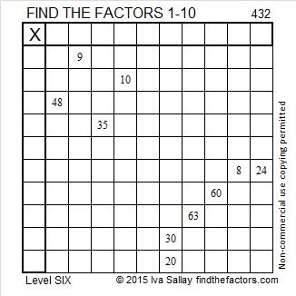 432 Puzzle