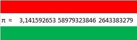 Hungarian Pi
