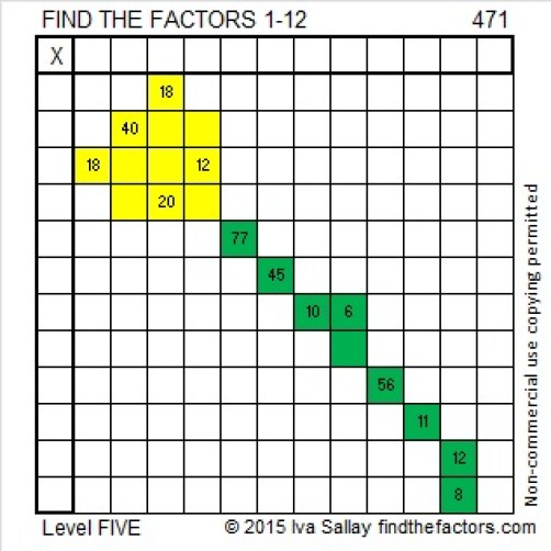 471 Puzzle