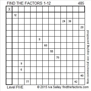 485 Puzzle