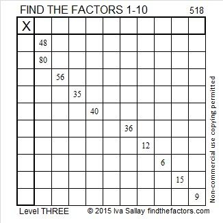 518 Puzzle