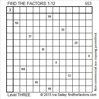 553 Puzzle