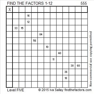 555 Puzzle