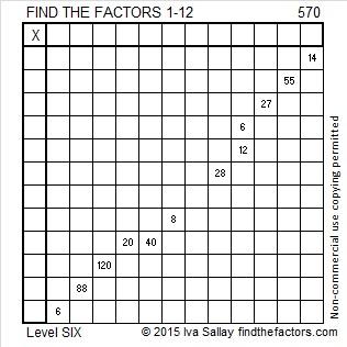 570 Puzzle