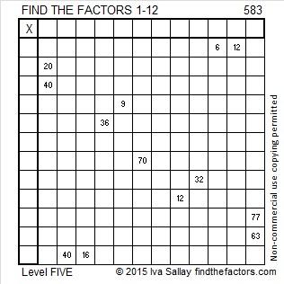 583 Puzzle