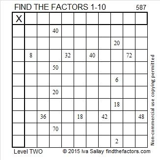 587 Puzzle