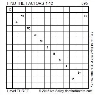 595 Puzzle