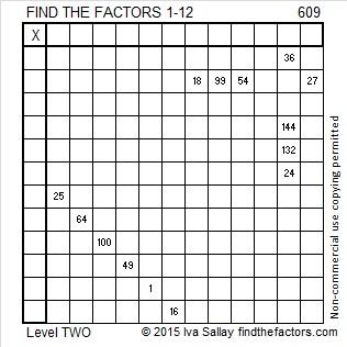 609 Puzzle