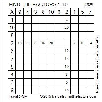 629 Factors