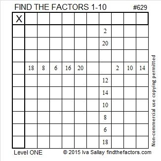 629 Puzzle