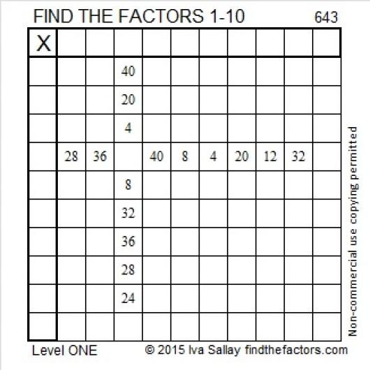 643 Puzzle