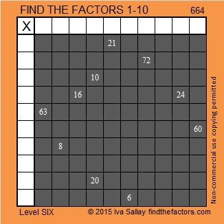 664 Puzzle