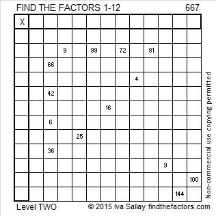 667 Puzzle