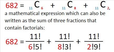 682 factorials