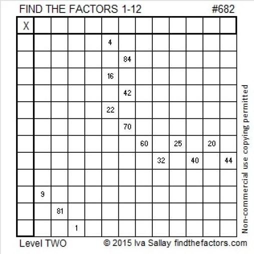 682 Puzzle