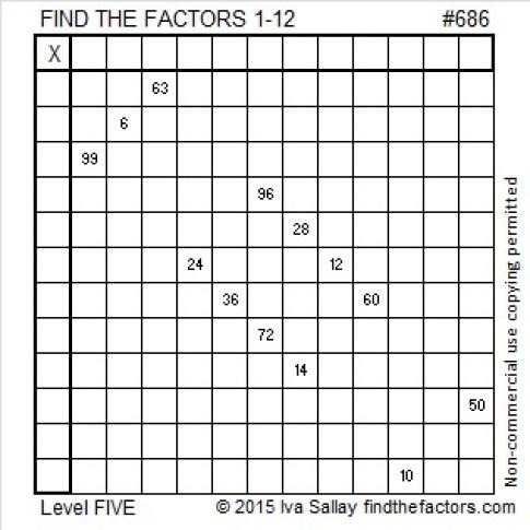 686 Puzzle